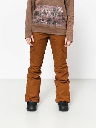 Pantaloni pentru snowboard Volcom Bridger Ins Wmn (cop)