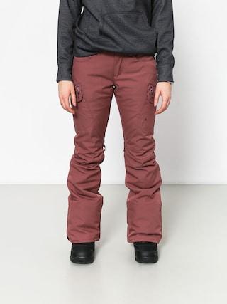 Pantaloni pentru snowboard Burton Gloria Ins Wmn (rose brown)