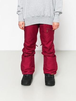 Pantaloni pentru snowboard Roxy Nadia Wmn (beet red)