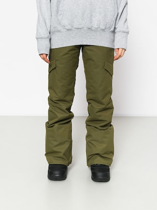 Pantaloni pentru snowboard Volcom Bridger Ins Wmn (mil)