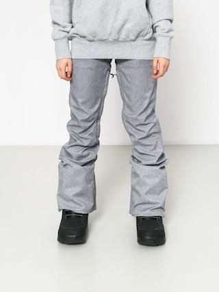 Pantaloni pentru snowboard Volcom Species Stretch Wmn (heather grey)