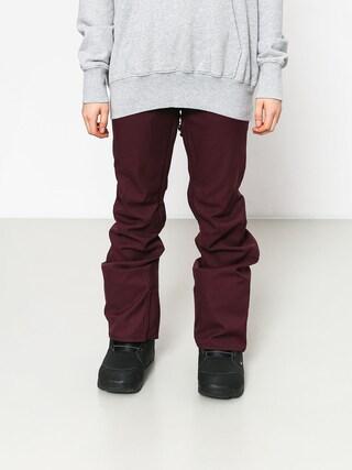 Pantaloni pentru snowboard Volcom Species Stretch Wmn (mer)