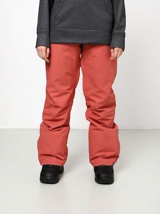 Pantaloni pentru snowboard Roxy Backyard Wmn (dusty cedar)