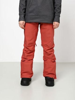 Pantaloni pentru snowboard Roxy Cabin Wmn (dusty cedar)