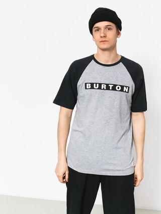 Tricou Burton Vault (gray heather)