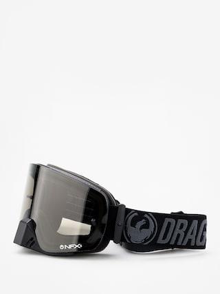Ochelari pentru cross Dragon NFXs (black/smoke)