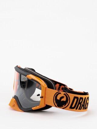Ochelari pentru cross Dragon MXV MAX (break orange/clear)