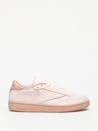 Pantofi Reebok Club C 85 Wmn (pale pink/dusty pink)