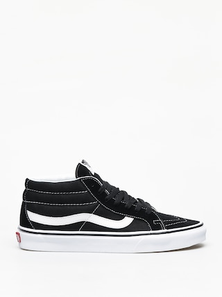 Pantofi Vans Sk8 Mid Reissue (black/true white)