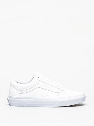 Pantofi Vans Old Skool (classic tumble true white)