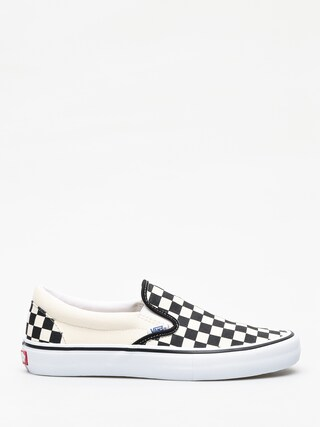 Pantofi Vans Slip On Pro (checkerboard/black/white)