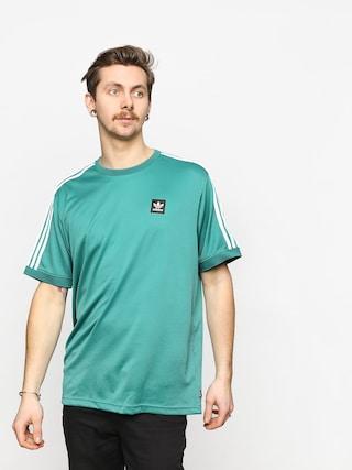 Tricou adidas Club Jersey (actgrn/white)