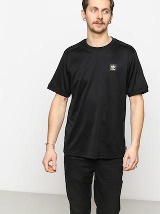 Tricou adidas Club Jersey (black/black)