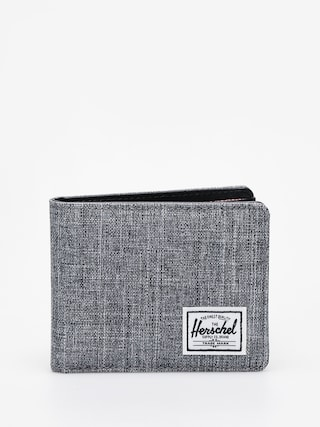 Portofel Herschel Supply Co. Hank Rfid (raven crosshatch)