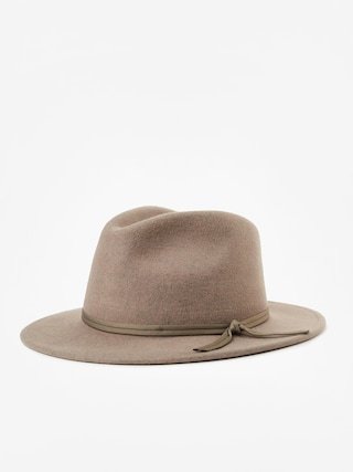 Pu0103lu0103rie Brixton Coleman Fedora (heather natural)