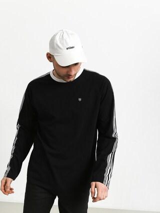 Tricou Brixton Este (black/white)