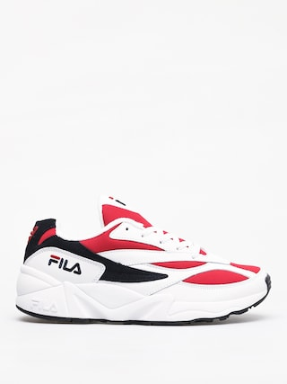 Pantofi Fila Venom Low (white/fila navy/fila red)