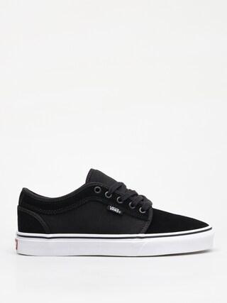 Pantofi Vans Chukka Low (suede/black/true white)