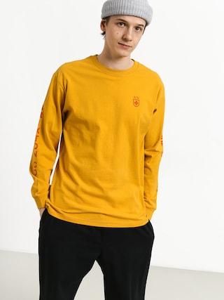 Tricou Brixton Frame Stt (yellow)