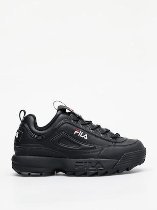 Pantofi Fila Disruptor Low (black/black)