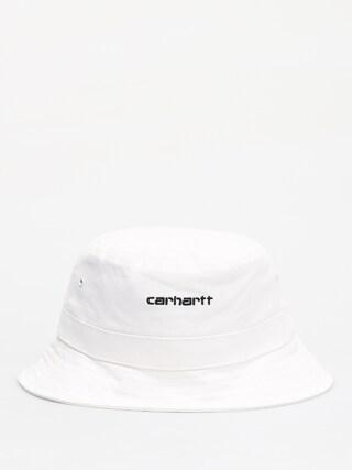 Pu0103lu0103rie Carhartt WIP Script (white/black)