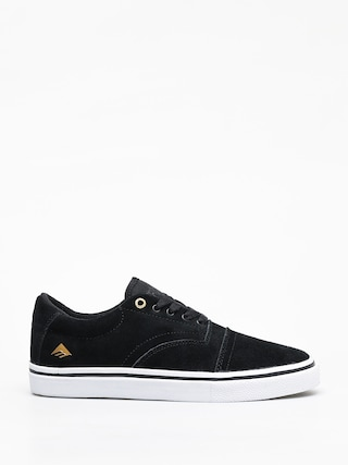 Pantofi Emerica Provider (black/white/gold)