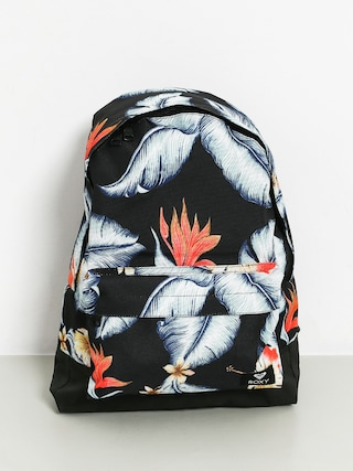 Rucsac Roxy Sugar Baby Wmn (anthracite tropical)