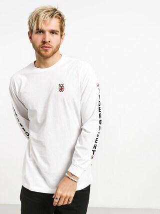 Tricou Brixton Frame Stt (white)