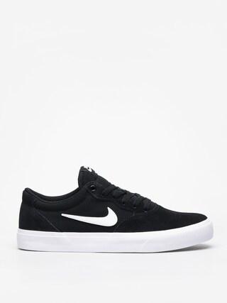 Pantofi Nike SB Chron Solarsoft (black/white)