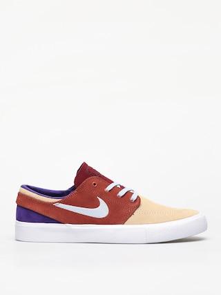 Pantofi Nike SB Sb Zoom Janoski Rm (desert ore/lt armory blue dusty peach)