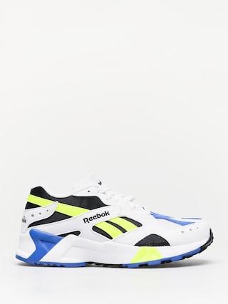 Pantofi Reebok Aztrek (white/black/cobalt/y)