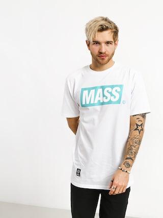 Tricou MassDnm Big Box (white)