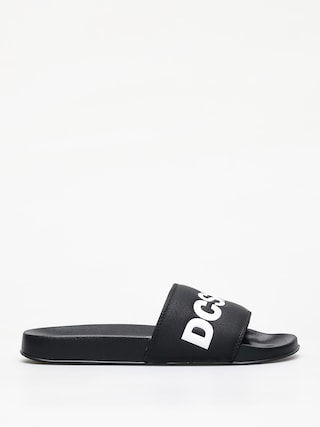 Klapki DC Slide (black/white)