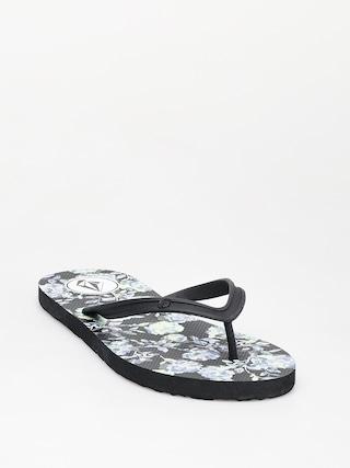 papuci de plaju0103 Volcom Rocking 3 Wmn (blc)