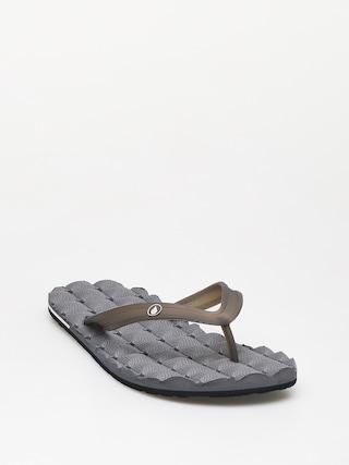 papuci de plaju0103 Volcom Recliner Rubr 2 (bkg)