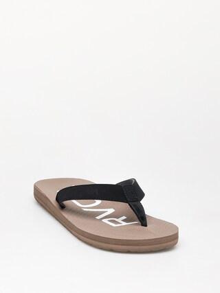 papuci de plaju0103 RVCA Subtropic Sandal (khaki)