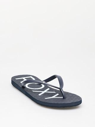 papuci de plaju0103 Roxy Sandy II Wmn (blue)