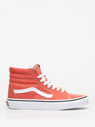 Pantofi Vans Sk8 Hi (emberglow/true white)
