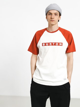 Tricou Burton Vault (stout white)
