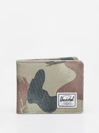Portofel Herschel Supply Co. Roy Coin Rfid (brushstroke camo)