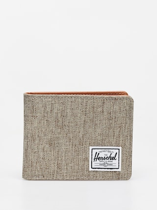Portofel Herschel Supply Co. Hank Rfid (kelp crosshatch/kelp)