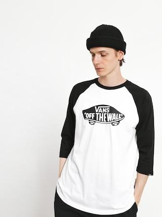 Tricou Vans Otw Raglan (white/black)