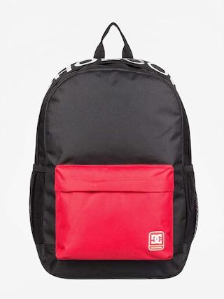Rucsac DC Backsider Cb (black/racing red)