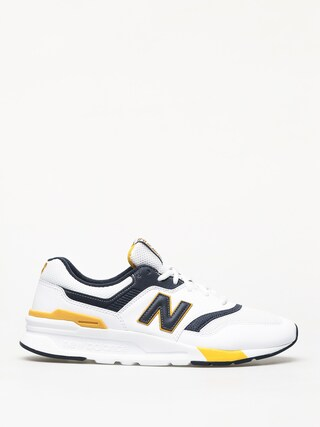 Pantofi New Balance 997 (white/navy)