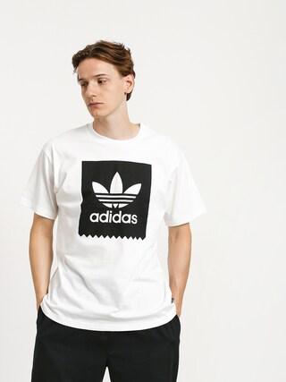 Tricou adidas Solid Bb (white/black)