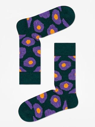u0218osete Happy Socks Wool Sunny Side Up (dark green)