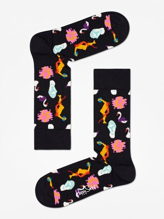 u0218osete Happy Socks Park (black)