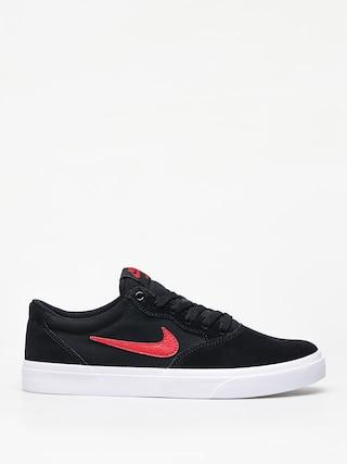 Pantofi Nike SB Chron Slr (black/university red)