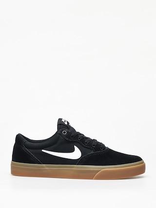 Pantofi Nike SB Chron Solarsoft (black/white black black)