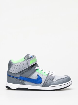 Pantofi pentru copii Nike SB Mogan Mid 2 Jr Gs (wolf grey/game royal)